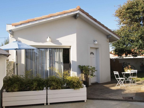 Location vacances Biscarrosse -  Maison - 3 personnes - Barbecue - Photo N° 1