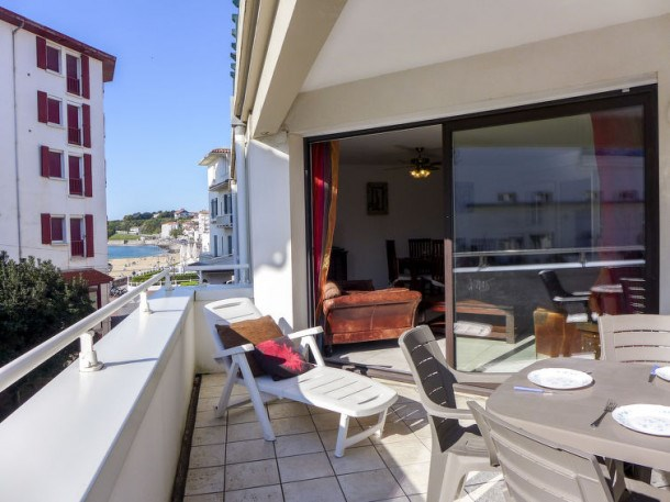 Location vacances Saint-Jean-de-Luz -  Appartement - 4 personnes - Barbecue - Photo N° 1