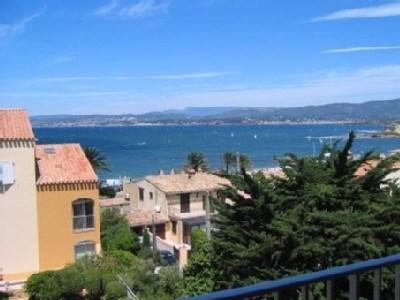 Location vacances Six-Fours-les-Plages -  Appartement - 6 personnes - Télévision - Photo N° 1