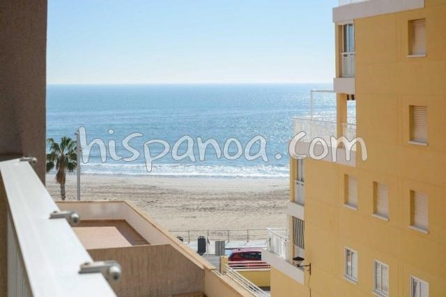 Location vacances Oropesa del Mar/Orpesa -  Appartement - 4 personnes - Salon de jardin - Photo N° 1