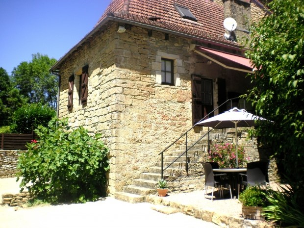 Location vacances Turenne -  Gite - 4 personnes - Barbecue - Photo N° 1
