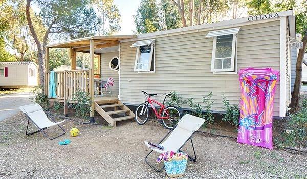 Le mobile home Riviera, une location grand confort !