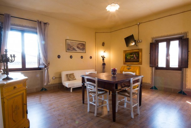 Apartment Sansepolcro (10 people) - Tuscany