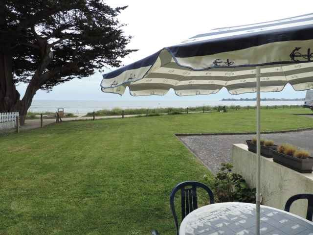 Holiday rentals Île-Tudy - Apartment - 4 persons - Garden furniture - Photo N° 1