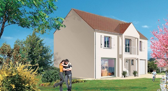 Maison  7 pièces + Terrain 350 m² Lagny-sur-Marne par L.D.T MEAUX