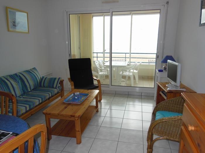 Location Appartement dans résidence pour 4 personne(s) - Saint-Jean-de-Monts