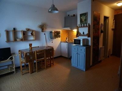 Alquileres de vacaciones Montclar - Apartamento - 4 personas - Televisión - Foto N° 1