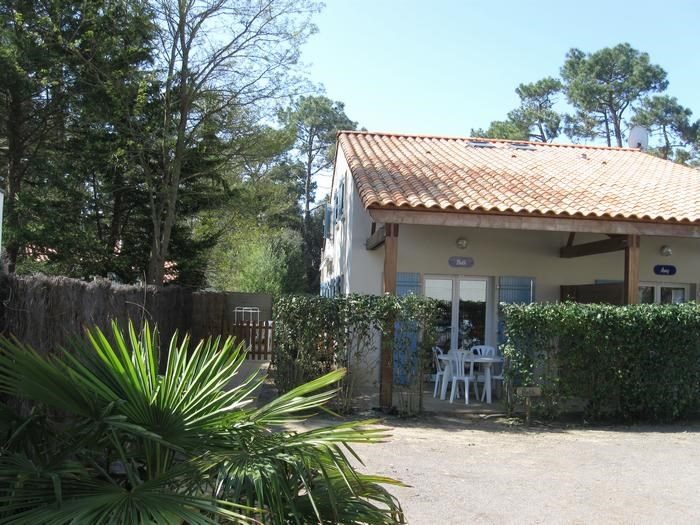 Holiday rentals Jard-sur-Mer - House - 8 persons - Outdoor games - Photo N° 1