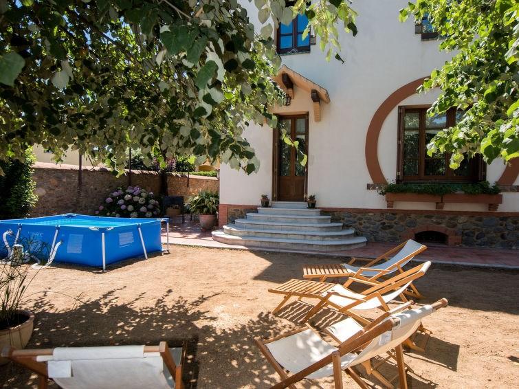 Maison pour 7 personnes à Santa Maria Palautordera