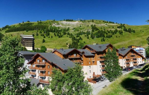 Location vacances Auris -  Appartement - 4 personnes - Congélateur - Photo N° 1