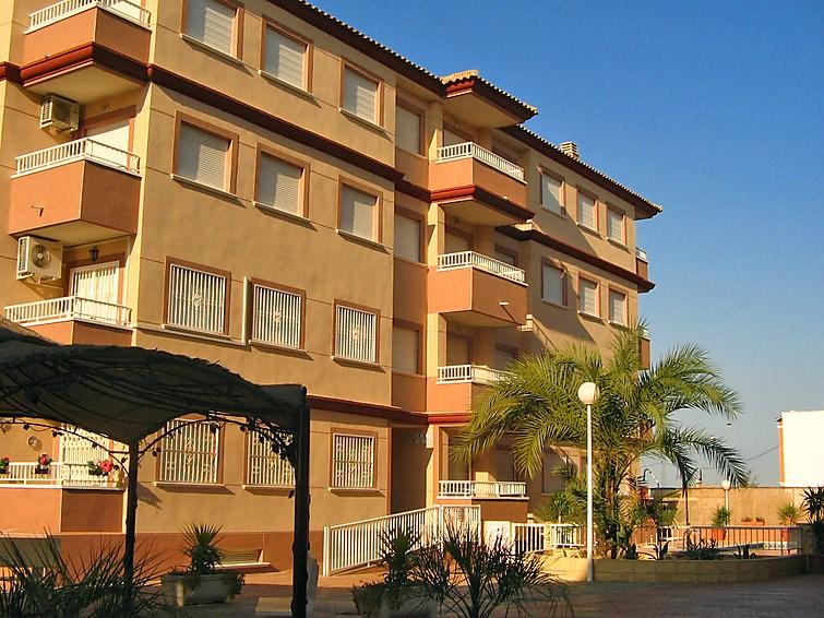 Appartement pour 3 personnes à Algorfa