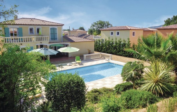 Location vacances Roquebrune-sur-Argens -  Maison - 7 personnes - Barbecue - Photo N° 1