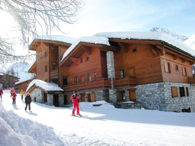 Location vacances Val-d'Isère -  Appartement - 14 personnes - Chaise longue - Photo N° 1