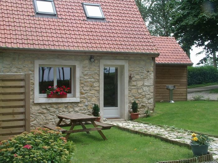 Location vacances Beuvrequen -  Maison - 4 personnes - Barbecue - Photo N° 1