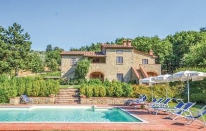 Location vacances Castiglion Fiorentino -  Maison - 10 personnes - Télévision - Photo N° 1
