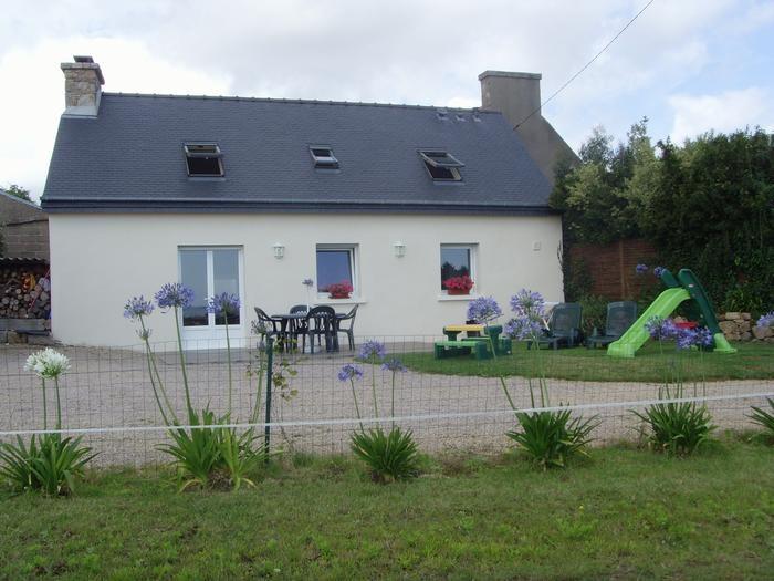 Location vacances Lanmodez -  Maison - 4 personnes - Barbecue - Photo N° 1