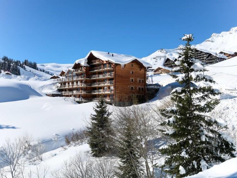 Location vacances Val-d'Illiez -  Appartement - 10 personnes -  - Photo N° 1