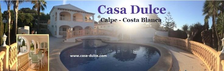 Visiter le site pour le calendrier www.casa-dulce.com