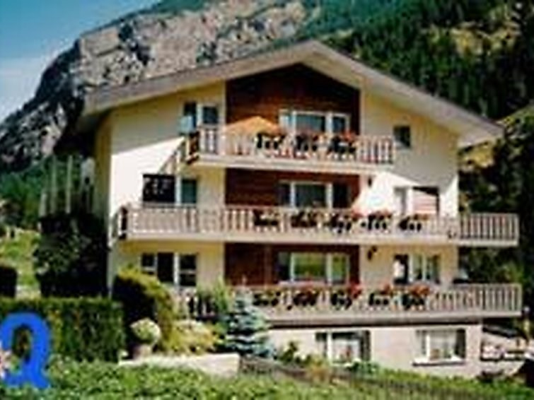 Appartement pour 2 personnes à Saas-Balen