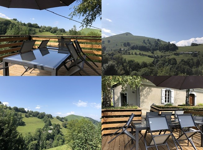 Location vacances Lourdes -  Gite - 8 personnes - Barbecue - Photo N° 1