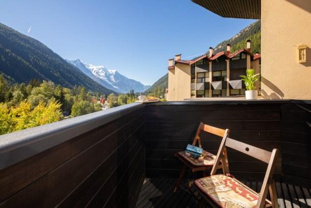 Location vacances Chamonix-Mont-Blanc -  Appartement - 6 personnes - Lecteur DVD - Photo N° 1