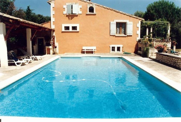 pour 7 pers. avec piscine privée, Saint-Rémy-de-Provence