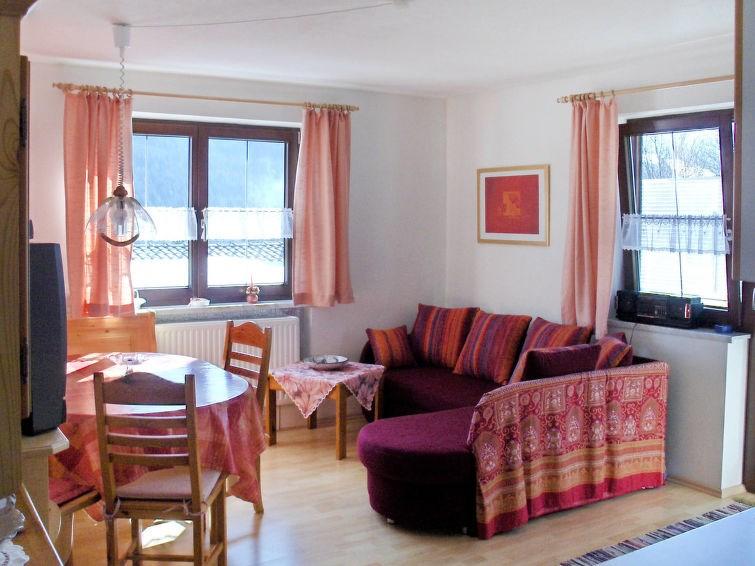 Appartement pour 6 à Fieberbrunn