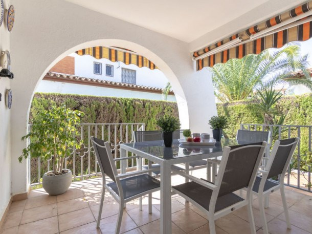 Location vacances Cambrils -  Maison - 6 personnes - Barbecue - Photo N° 1