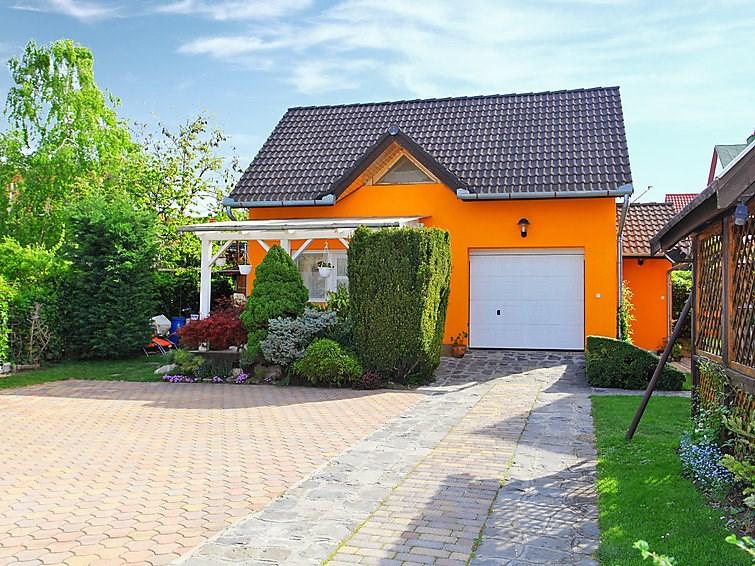 Appartement pour 2 personnes à Balatonfoldvar/Balatonszarszo