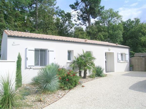 Location vacances La Tremblade -  Maison - 6 personnes - Terrasse - Photo N° 1
