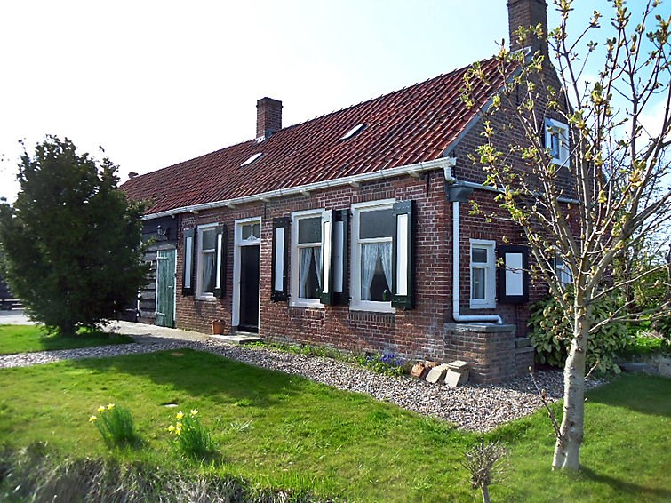 Maison pour 5 à Biggekerke