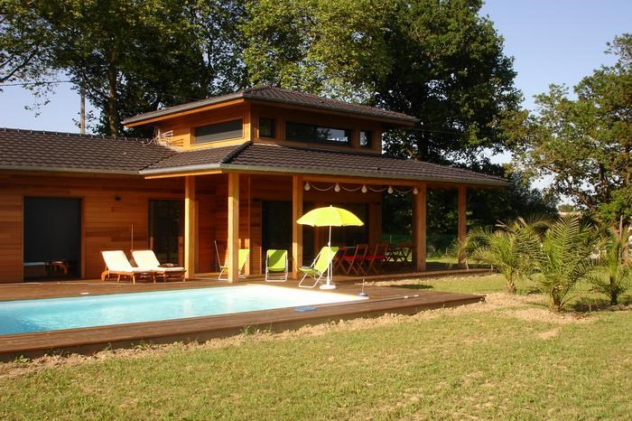 Holiday rentals Capbreton - House - 6 persons - BBQ - Photo N° 1