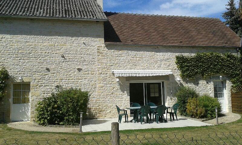 Holiday rentals Argenteuil-sur-Armançon - Cottage - 4 persons - BBQ - Photo N° 1