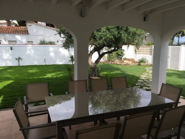 Location vacances Cambrils -  Maison - 9 personnes - Barbecue - Photo N° 1