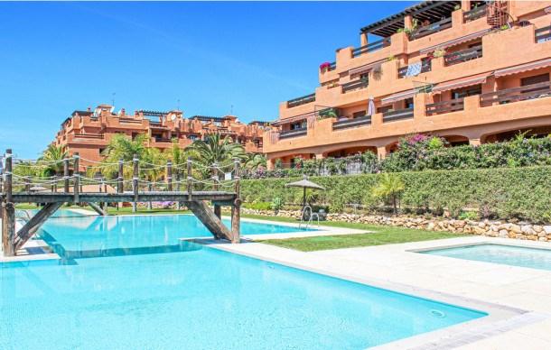Location vacances Estepona -  Appartement - 6 personnes - Table de ping-pong - Photo N° 1