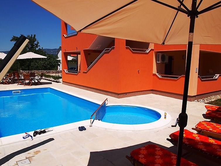 Location vacances Šilo -  Appartement - 4 personnes -  - Photo N° 1