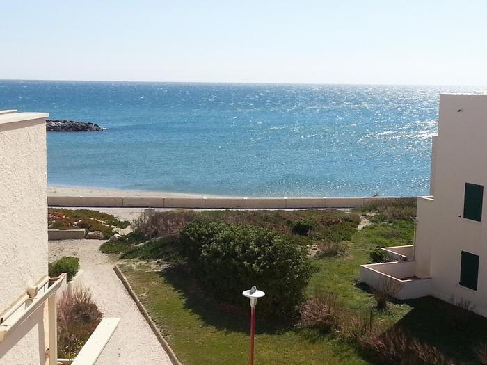 Vue Mer depuis Terrasse.