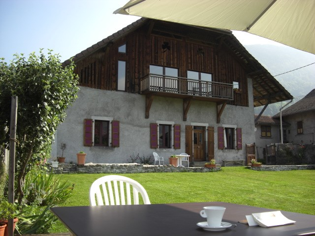 Location vacances Taninges -  Gite - 6 personnes - Barbecue - Photo N° 1