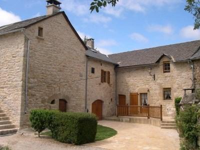 gite  du plateau de Courry parc régional des grands Causses Aveyron - Lavernhe