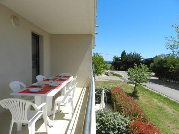 Location vacances San-Nicolao -  Appartement - 6 personnes - Barbecue - Photo N° 1