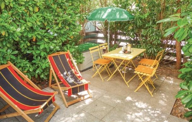 Location vacances La Grande-Motte -  Appartement - 4 personnes - Barbecue - Photo N° 1