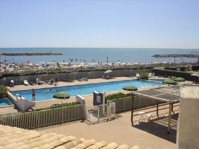 Résidence Thalacap (O5) Avenue J-Y Cousteau, appartement en rez-de-chaussée vue mer, avec terrass...