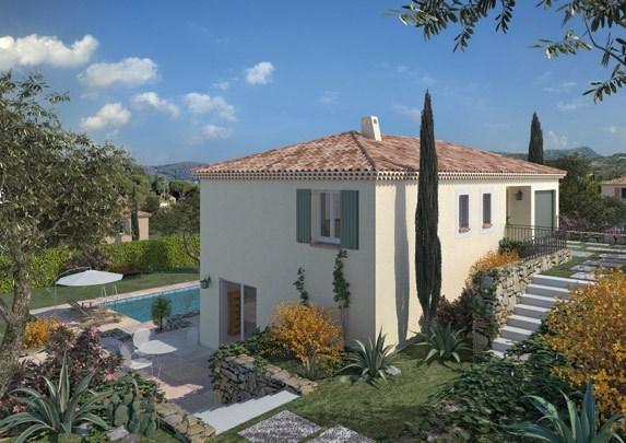 Maison  5 pièces + Terrain 1200 m² Grasse par Maison Familiale St Laurent du Var