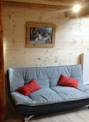 Comfortable lodging and independent 2-3 pers. - Arçon