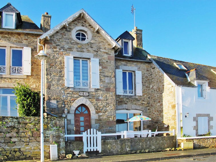 Studio pour 3 personnes à Saint Pol de Léon