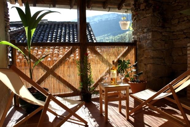 Ferienwohnungen Saint-Antonin-Noble-Val - Hütte - 6 Personen - Grill - Foto Nr. 1