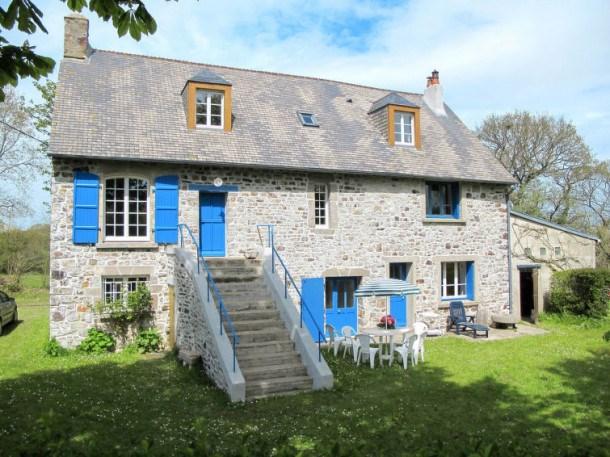 Location vacances Le Vrétot -  Maison - 6 personnes - Barbecue - Photo N° 1
