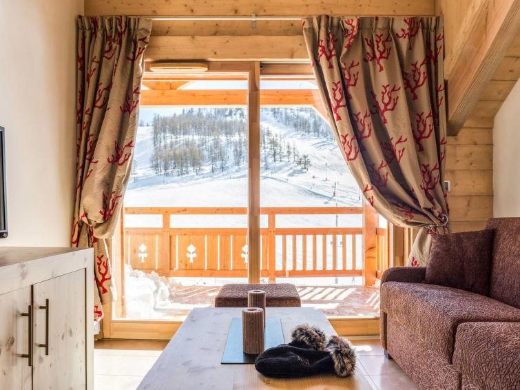 Location vacances Montgenèvre -  Appartement - 6 personnes -  - Photo N° 1