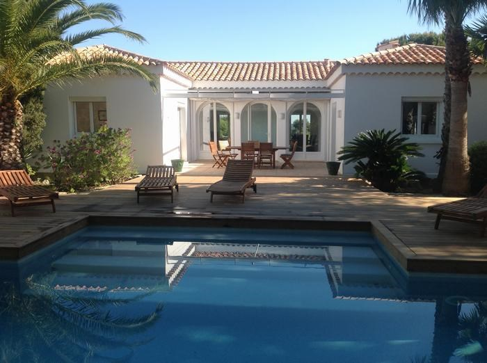 Ferienwohnungen Saint-Tropez - Haus - 6 Personen - Grill - Foto Nr. 1