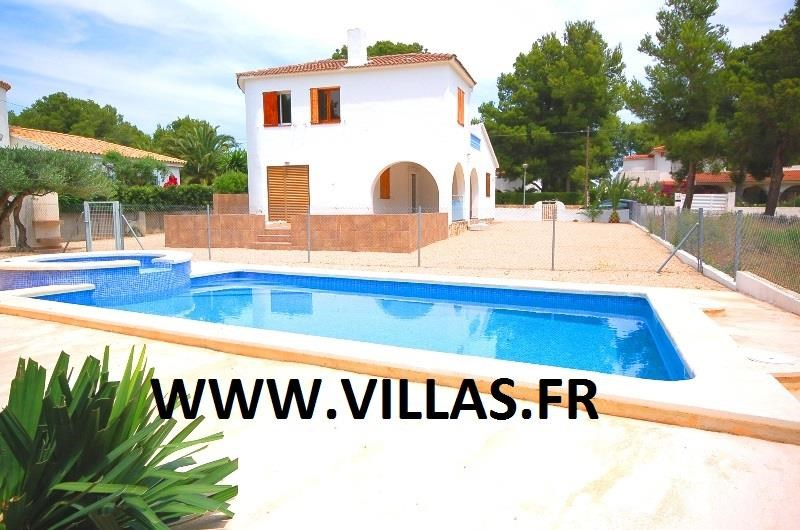 Villa  for 9 people